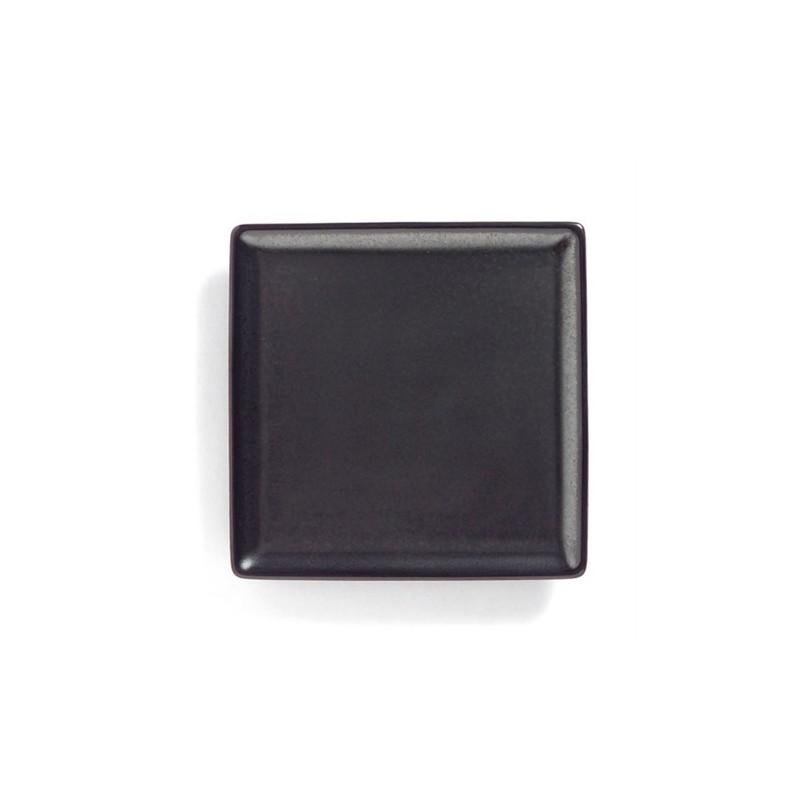 Wierookschaal 10 cm Japan zwart