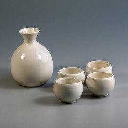 Sake set wit