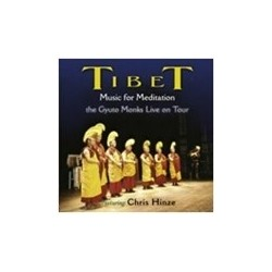 CD Tibetan Gyuto Monks Live