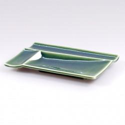 Palet bord Isola groen