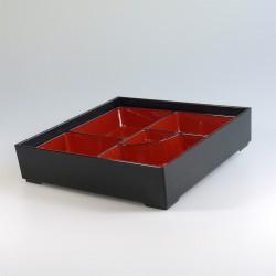 Bentobox vierkant 25,5 cm