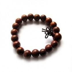 Mala armband - rozenhout 10 mm