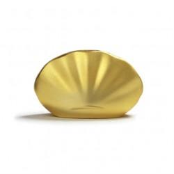 Wierookhouder Kolip Shell goud