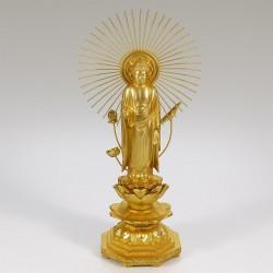 Boeddha Amithaba Nyorigata 20 cm