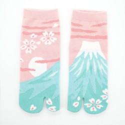 Tabi sokken Fujusan