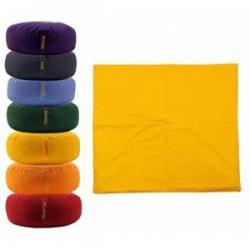 Meditatiemat basic foam geel