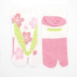 Tabi sokken Zori Sakura