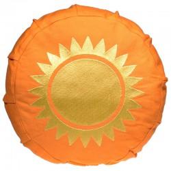 Meditatiekussen voor kinderen - zon