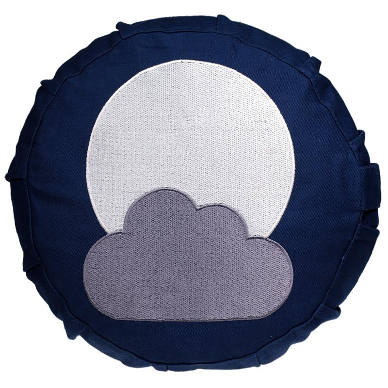 Meditatiekussen voor kinderen - maan