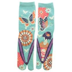 Tabi sokken Mainko 23-25 cm