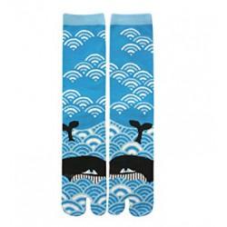 Tabi sokken Mekujira 25-28 cm