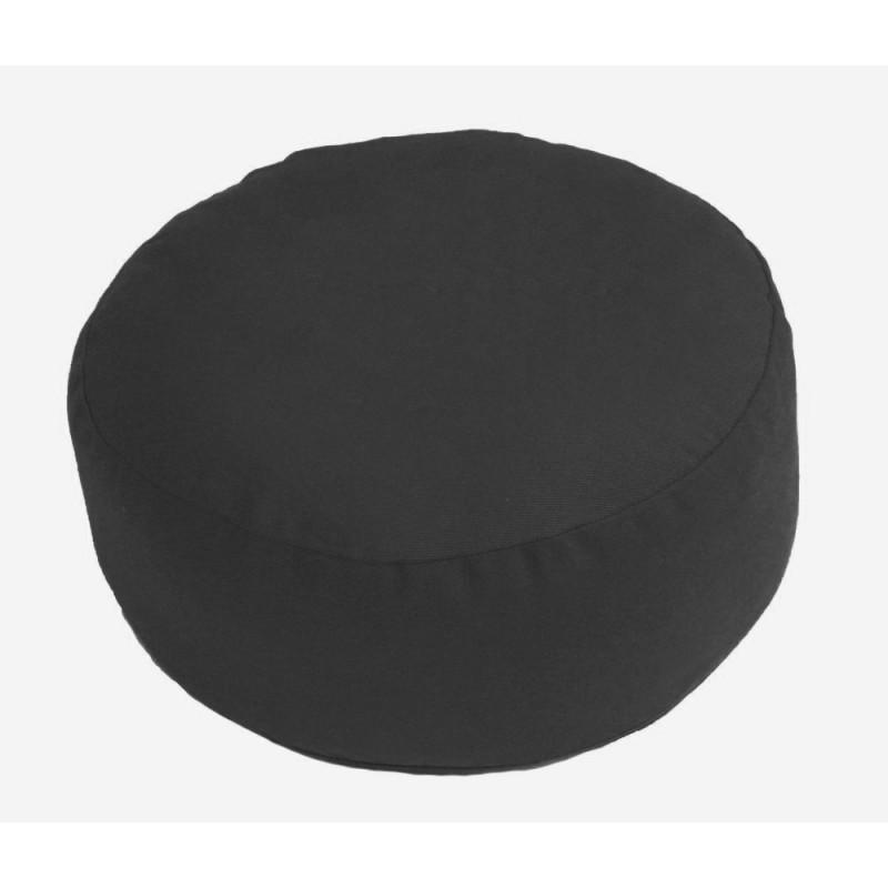 Meditatiekussen zwart 36 cm
