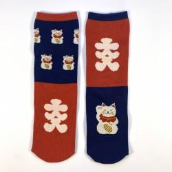 Tabi sokken Oiri Neko 23-25 cm