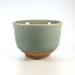Cup Celadon Kikko
