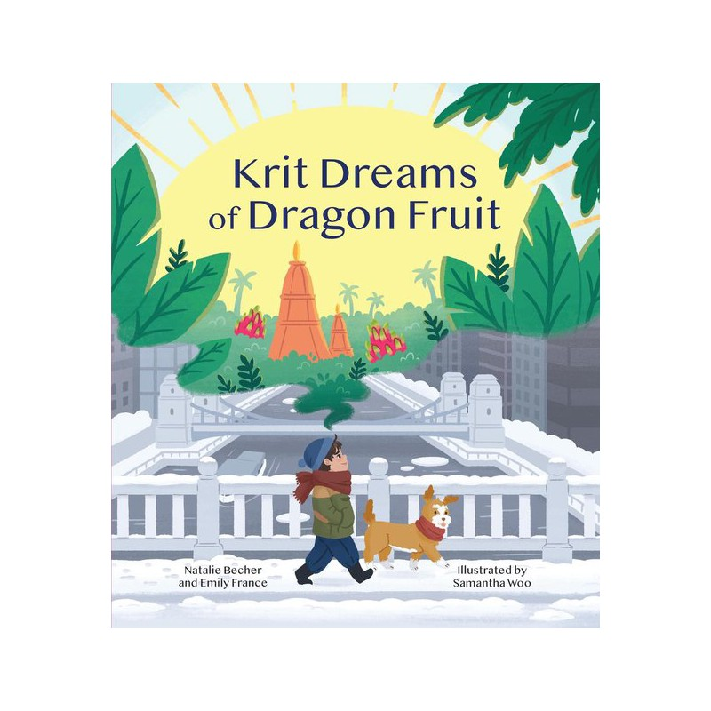 Krit Dreams of Dragon Fruit
