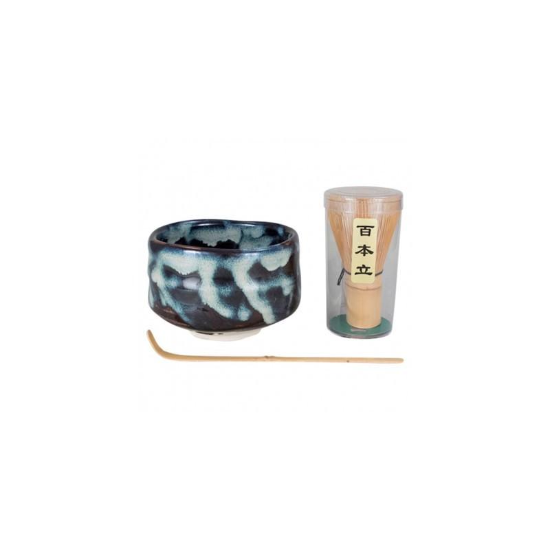 Matchaset Tenmoku Konshiro