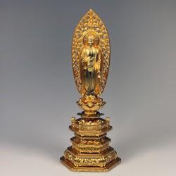 Boeddhabeeld Shaka Nyorai 22,5 cm