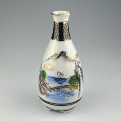 Sake fles Kutani