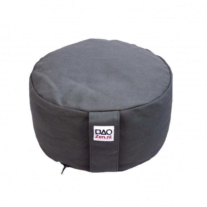 Zafu Grey 30x15 cm