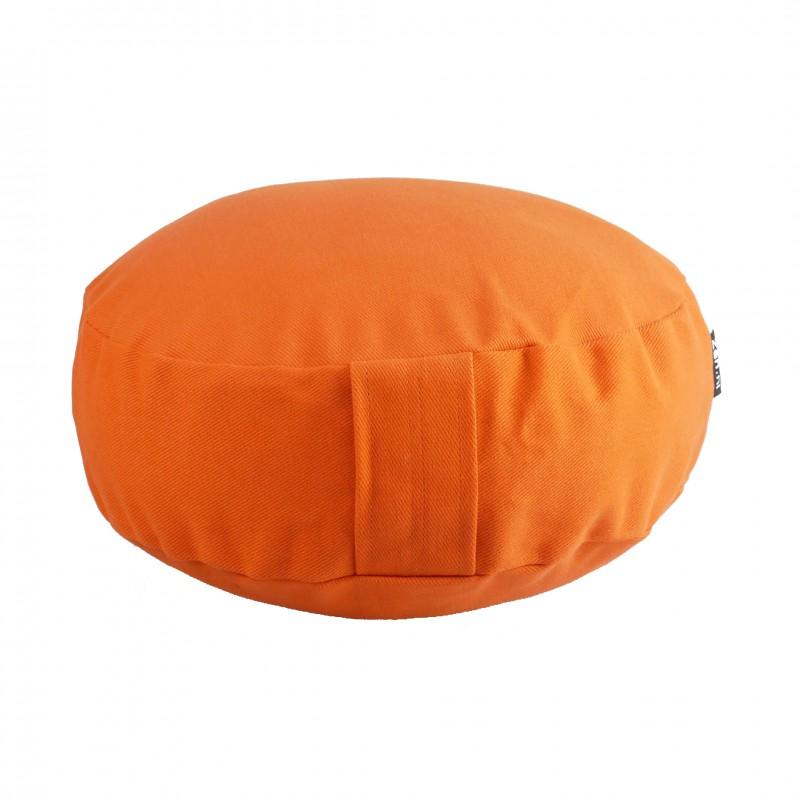 Meditatiekussen NL oranje