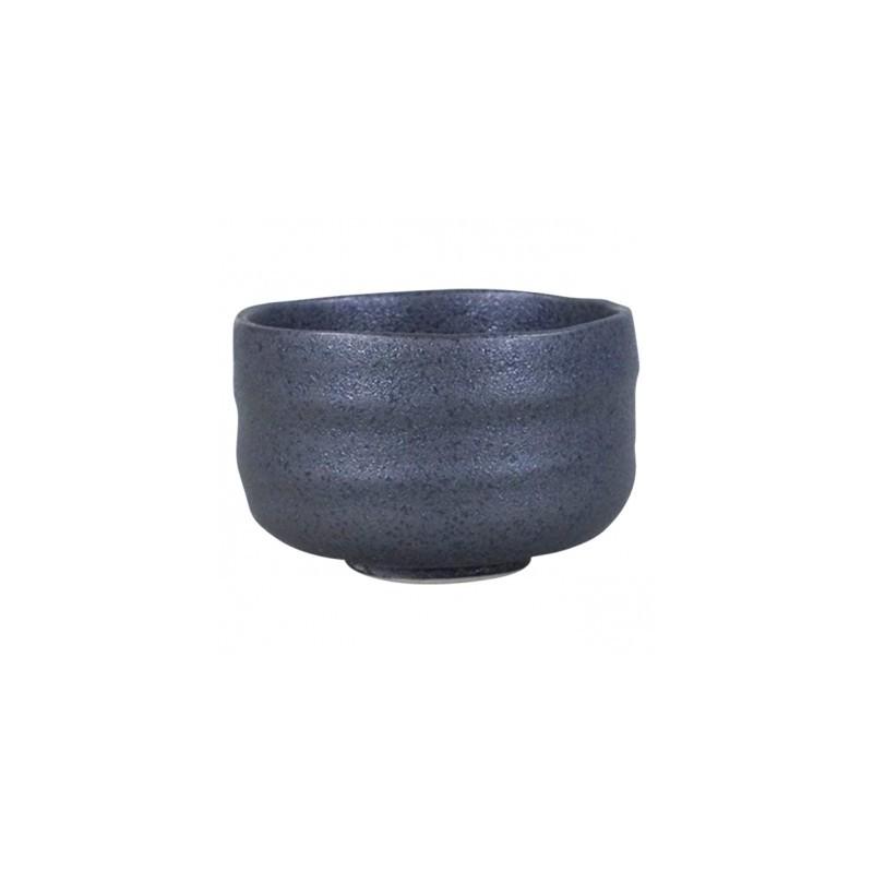 Tea Bowl Kuro Ginsai