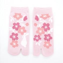 Tabi sokken Edo Sakura 23-25 cm