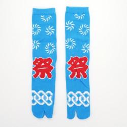 Tabi socks Matsuri 25-28 cm