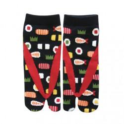 Tabi sokken Sushi 23-25 cm