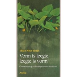 Vorm is leegte, leegte is vorm